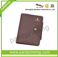 Fashion PU Cover Button Notebooks (QBN-1450)