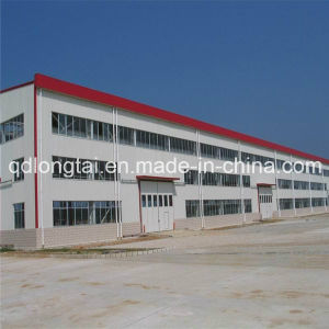 Low Cost and Fast Assembling Prefabricated Steel Structure Workshop pictures & photos