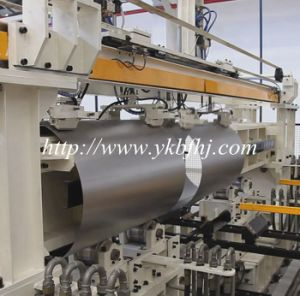 Automatic Steel Barrel Weld Line Rolling Machine 55 Gallon pictures & photos