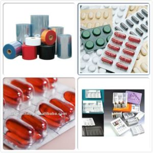 Taiwan Material Clear Transparent Blister Packaging Rigid PVC