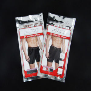 Customized Logo Design Retort Pet Apparel Packaging Zipper Bags pictures & photos