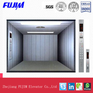 Goods Freight Cargo Automobile Auto Car Elevator pictures & photos
