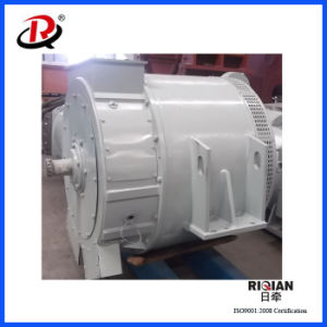 Synchronous Traction Motor for 220 T Electric Wheel