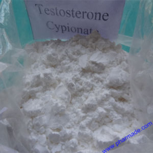 Testosterone Cypionate Well-Tolerated Anabolic Hormones for Injection 250mg/Ml pictures & photos