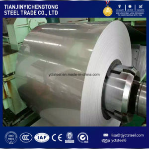 AISI Ss 201, Ss304, Ss 316 Cold Rolled Stainless Steel Coils pictures & photos
