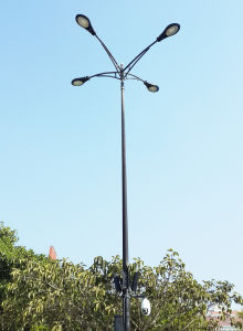 Square Lighting Street Lights Pole pictures & photos