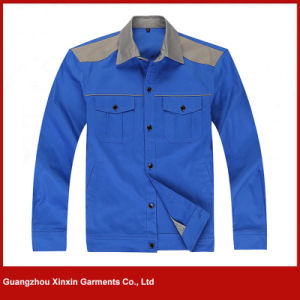 2017 New Long Sleeve High Quality Working Garments for Winter (W273) pictures & photos