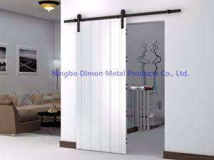 Wooden Sliding Door Hardware (DM-SDU 7201) pictures & photos