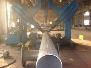Longitudinal Welded Steel Pipes pictures & photos