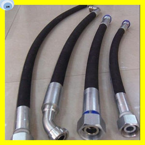 Hose and Hose Fitting Hose Assembly for Hydraulic System pictures & photos