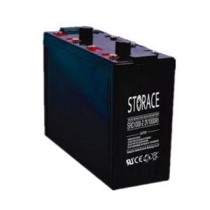 Solar Accumulator SRD1000-2 Deep Cycle Battery 2V 1000ah pictures & photos