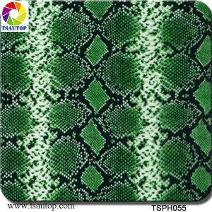 Tsautop 0.5m Width Hydrographic Water Transfer Printing Film Tsph055 pictures & photos