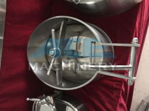 Sanitary Regular Pressure Round Stainless Steel Ss304/Ss316L Manhole Cover (ACE-RK-Q1) pictures & photos