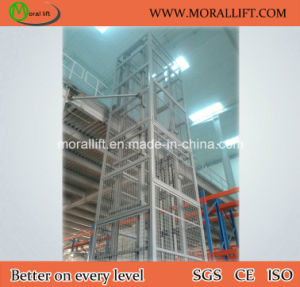 Hydraulic Freight Vertical Electric Platform Lift for sale pictures & photos