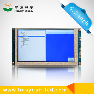 "800*480 Pixel 60 Pin Color Screen 6.2"" TFT LCD Display"