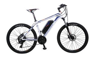 Lithium Battery Electric Mountain Bike with 8 Fun Motor