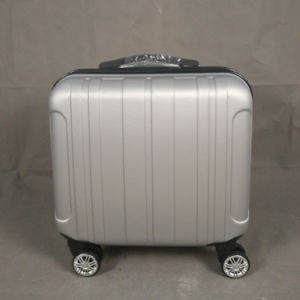 """16"""" ABS Hard Trolley Luggage 3 Section Rod Luggage 16inch Trolley Suitcase pictures & photos"""