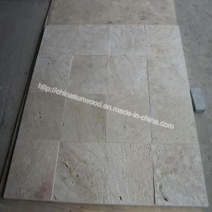 China Beige Travertine Tiles