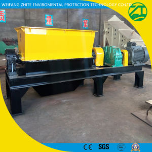 Plastic Shredder/Shredding Machinery with Single Shaft pictures & photos