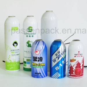 Aluminum Aerosol Can for Car Refrigerant pictures & photos