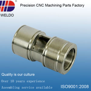 Direct Factory Stainless Steel Precision CNC Machining Lathe Turning Parts pictures & photos