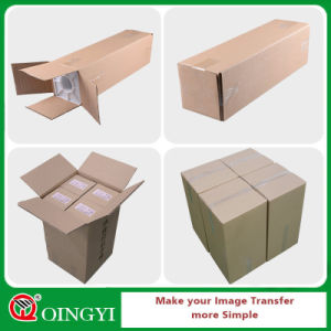 Qingyi Strong Stereo Sense Flock Heat Transfer Film for T-Shirt pictures & photos