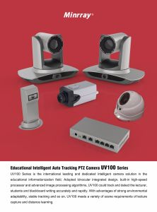 Panoramic Camera for Education Video Conference Camera PTZ Camera pictures & photos