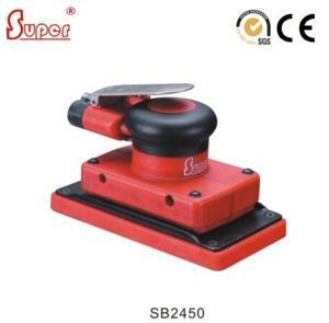 Non Vacuum Pneumatic Sander with Square Sanding Pad pictures & photos