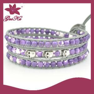 Latest Design Fashion Handmade Shamballa Bracelet (2015 Wvb-134) pictures & photos