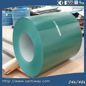 Az Color Coated Alu-Zinc Steel Coil pictures & photos