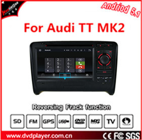 Auto GPS DVD Player Android 5.1 Car Video for Audi pictures & photos