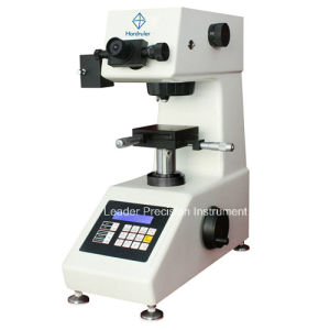 Practical Micro-Vickers Hardness Tester for Steel, Plastic, Glass (HV-1000) pictures & photos