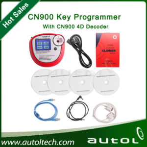 Original CN900 Key Programmer with CN900 4D Decoder and 46 Box Cloner Full Set on Sale pictures & photos