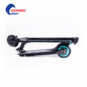 Easy to Carry LED Illuminating 1056X430X1100mm Energetic Lightweight Scooter L8 pictures & photos