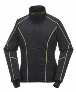Spandex Lady′s Outdoor Jacket pictures & photos