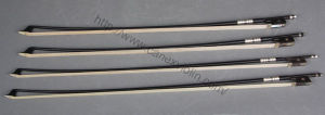 Carbon Fiber Bow, Violin Bow, Viola Bow, Cello Bow pictures & photos