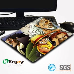 One Piece Design Inspired Rubber Mouse Mat PC Mouse Pad pictures & photos