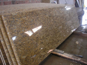 St Cecilia Granite Countertop/ Vanity Top