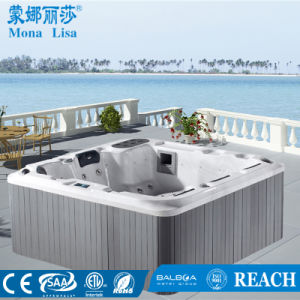 Family Jacuzzi SPA with Waterproof TV and DVD (M-3357) pictures & photos