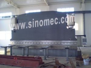 CNC Hydraulic Press Brake Automatic Operate /Sheet Metal Hydraulic Bending Machine (WE67K-800T/6000) pictures & photos