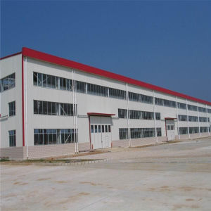 Prefabricated Industrial Warehouse/Workshop Steel Building pictures & photos