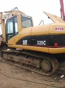 Original Caterpillar Used 21 Ton Hydraulic Crawler Excavator (320C)