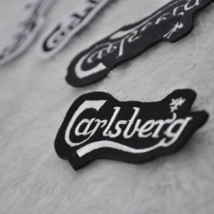 Textile Top Quality Woven Main Labels for Apparel pictures & photos