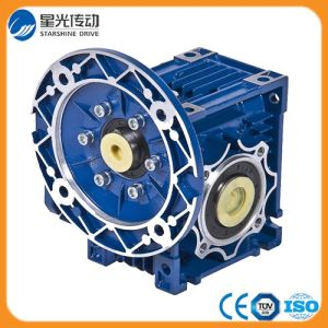 High Quality Aluminum Body Worm Gear Box pictures & photos