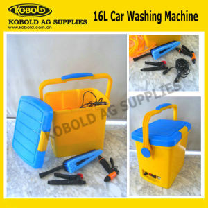 16L Automatic Portable Car Washer, Other Washing Job pictures & photos