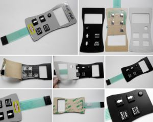 Customs Silicone Rubber Keypad Membrane Keypad Switch pictures & photos