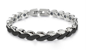 Stainless Steel Infrared Anion Magnetic Energy Bracelet pictures & photos