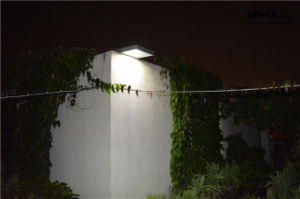 All in One Design IP65 8W LED Solar Light for Garden (SNSTY-208) pictures & photos