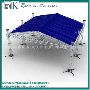 Rk Truss Stage Roof System for Road Show pictures & photos