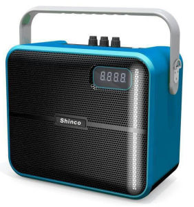 New Arrival Mini Bluetooth Wireless Active Portable Speaker pictures & photos